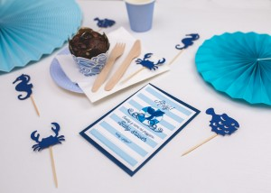 Ahoy Boy Baby Shower EventBox